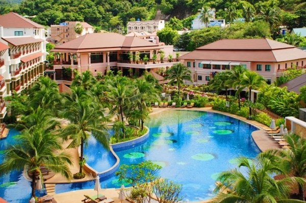 Alpina phuket nalina resort4*(Пхукет)